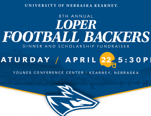 UNK Loper Backers Banquet – April 22nd