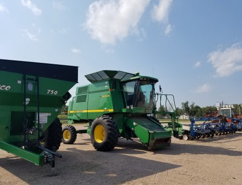 Absolute Pre-Harvest Machinery Auction – September 8th, 2017