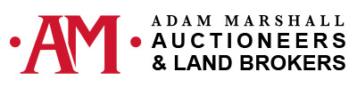Adam Marshall Auctioneers Logo