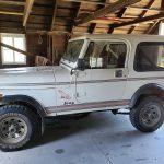 1986 Jeep CJ for sale Nebraska