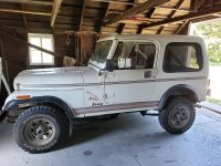 1986 Jeep CJ for sale Nebraska