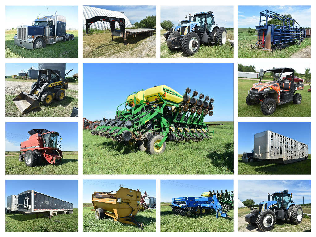 Farm & Cattle equipment auction online nebraska