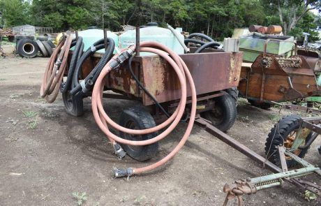 James N  Anderson Estate - Equipment, Pickup, Tools, Antique