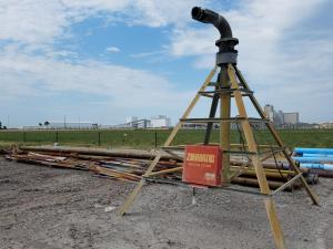 Zimmatic 7 tower - used pivot for sale