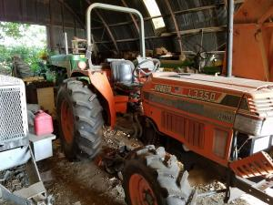 Kubota 3350 tractor for sale