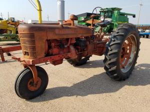 Pre-Harvest Machinery Auction – September 8, 2017 - Holdrege