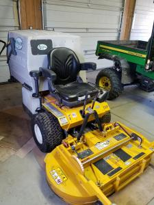 Walker mower for sale