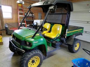 John Deere Gator for sale