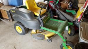 John Deere Z225 mower for sale Nebraska
