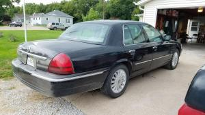 2011 Mercury Grand Marquis for sale Nebraska
