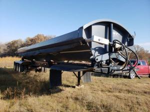 2016 Jet Co side dump trailer for sale Nebraska