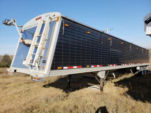 2013 Timpte grain trailer for sale Nebraska