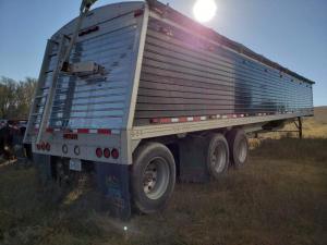 2013 Timpte grain trailer for sale