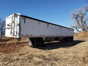 2009 Timpte grain trailer for sale in Nebraska