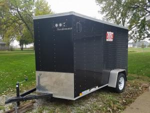 Cargo trailer for sale, 10 foot.