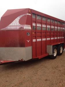 Hillsboro 16ft. trailer for sale
