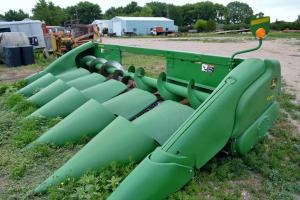 Like New John Deere 606C For Sale September 8th, 2017